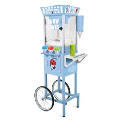 Vintage Style Snow Cone Cart