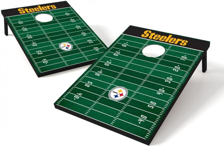 Steelers Cornhole Set