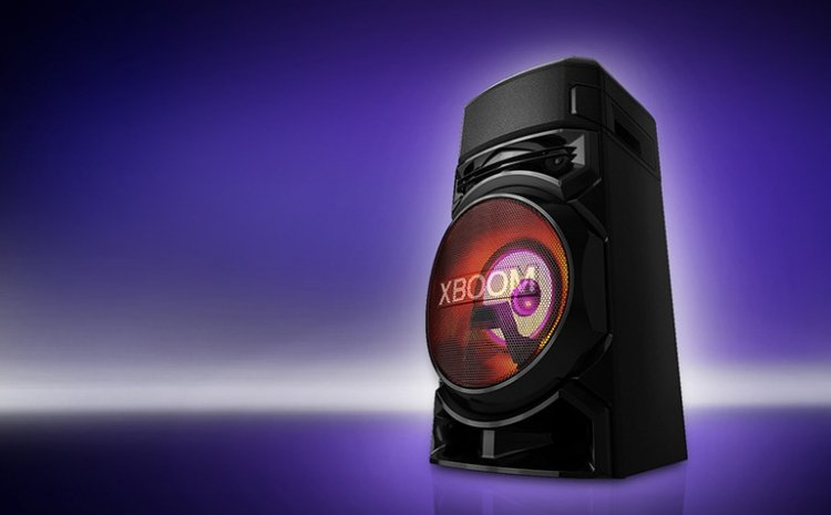 Large XBoom Bluetooth Party Speaker With Microphone!